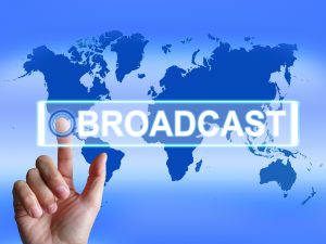 broadcast map shows international broadcasting and transmission of new 300x225 - International Broadcasting