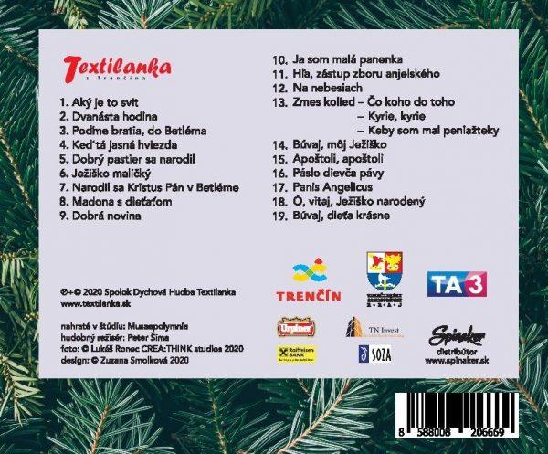 DIGIPACK TEXTILANKA final 1 page 003 600x497 - Vianočná Textilanka CD