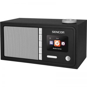 SENCOR SIR 5000WDB – Internetové rádio