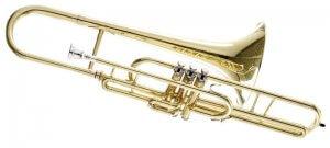 klapkovy trombon 300x135 - Dychové nástroje