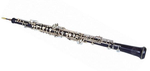 oboe - Dychové nástroje